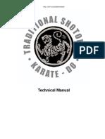 KS manual karate