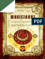 SCOTT, Michael - Magicianul,   Secretul nemuritorului Nicholas Flamel (V.1.0) epub.epub