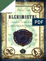SCOTT, Michael - Alchimistul,   Secretul nemuritorului Nicholas Flamel (epub).epub
