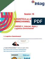 Sesion 16 Logistica Omnichannel