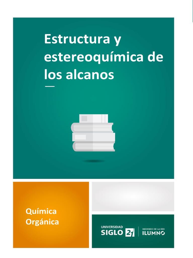 Estructura Y Estereoquímica De Los Alcanos Alcano