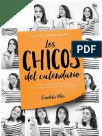 Chicos Del Calendario 3 Mayo Junio y Julio Los Candela Rios