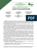 Evaluacion de La Calidad de La Energia en Dos Casos de Estudio. Distorsion Armonica Inyectada Por Un Sistema Fotovoltaico de 40 Kw y Emitida p