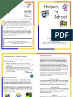 ARS Helper in School Leaflet 2014 2