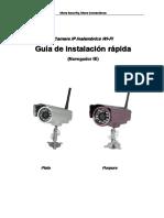 Quick Guide Spanish-J601
