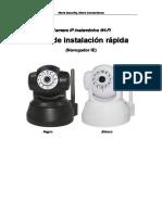 Quick Guide J011 Spanish