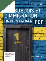 Les Suédois et l'immigration, fin de l'homogénéité ? (1)
