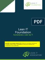 LITA Lean IT Foundation Publication Portugues