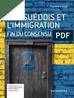 Les Suédois et l'immigration, fin du consensus ? (2)