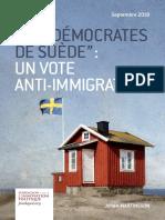 """Les """"Démocrates de Suède"""""""