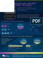 Migrate VMs faster with a new Dell EMC PowerEdge MX solution - Infographic