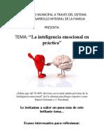 La Inteligencia Emocional en Practica