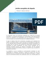 La Transición Energética de España - Michael a. Galascio Sánchez