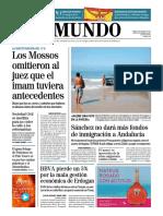 El Mundo [11-08-18]