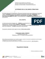 J303334792 Solvencia Inces Equipos Eci CA