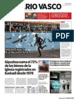 El Diario Vasco [23-08-18][Propiedades Inmatriculadas Iglesia Pag. 4]