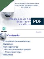 programa bancomext