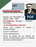 Piaget Conceitos Gerais