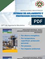 SISTEMAS DE AISLAMIENTO Y PROTECCION INDUSTRIAL.pptx