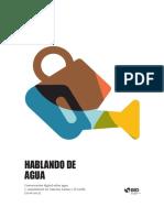 Hablando de Agua Conversacion Digital Sobre Agua y Saneamiento en America Latina y El Caribe