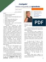 Boletín Técnico de Mini Basket Por Yolanda Cuevas a.