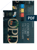 Oxford Picture Dictionary - Segunda edicion
