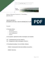Práctica Nº 3 _Granulometria I