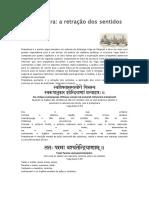 Apostila sobre o Prathyahara