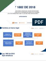 Ley 1882 de 2018 Lyco