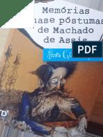 Memórias Quase Póstumas de Machado de Assis