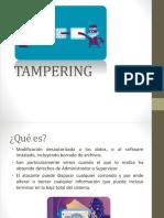 Tampering 1