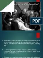 Anestesio Historia