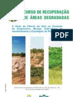 recuperação de areas degradadas