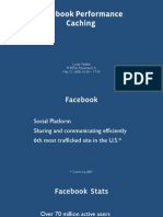 Facebook Performance Caching
