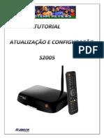 Tutorial de Atualização e Configuração Do S2005 V_1.1_Azbr_Jason_PDF