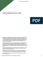 26-08-18 Acaban Legislatura Entre Vuelos