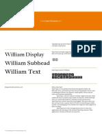 William Std 2