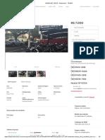 Honda Biz 125 Es - Webmotors - 701604