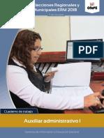 Cuaderno Del Auxiliar Administrativo 2018_baja
