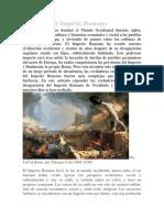 La Caída Del Imperio Roman1