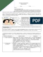 Guía de Contenidos Figuras Literarias