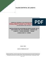 3.- TDR Presa -Estudio de Suelos Con Fines de Cimentacion..