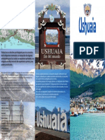 Folleto Ushuaia