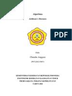 Algoritma Chandra Anggra