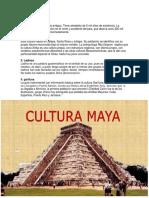 Culturas de Guatemala