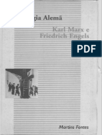 Ideologia Alemã