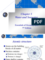 Chapter 05 Water and Seawater