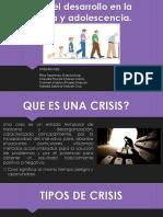 Crisis Del Desarrollo en La Infancia y Adolescencia-1