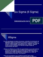 Six Sigma (6 Sigma)[1]