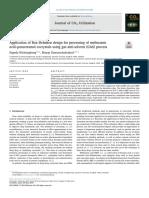 Application of Box–Behnken design for processing of mefenamic acid–paracetamol cocrystals using gas anti-solvent (GAS) process